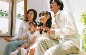 太陽光発電で家族が笑顔になれる生活
